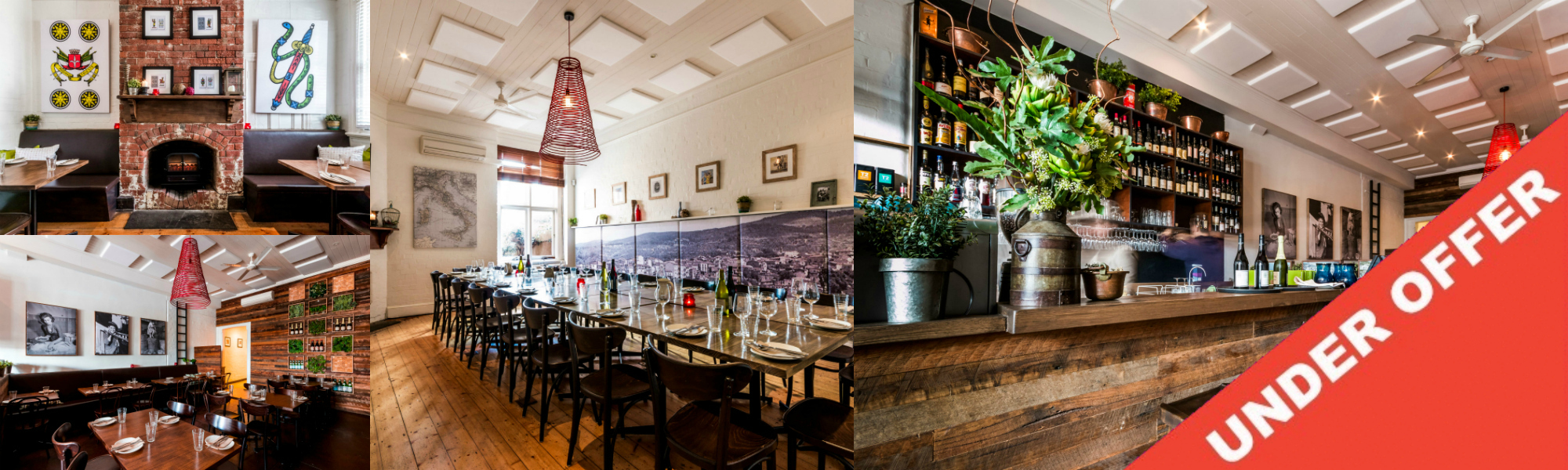 UNDER CONTRACT – Traditional Italian Restaurant in the Heart of Ivanhoe (Our Ref: V975)