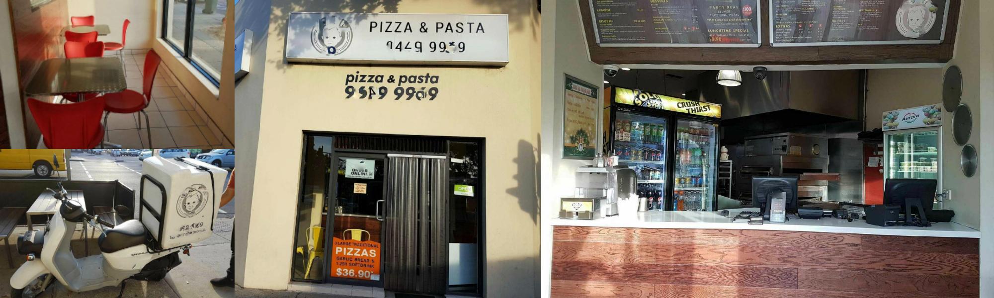 Brilliant city-fringe Pizza Shop Taking $16,500 pw (Our Ref: V882)